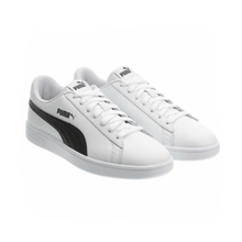 Load image into Gallery viewer, Puma Men's Classic Fashion Smash Leather Shoe Sneakers White - Puma's Size 11 - Millennial Sales
