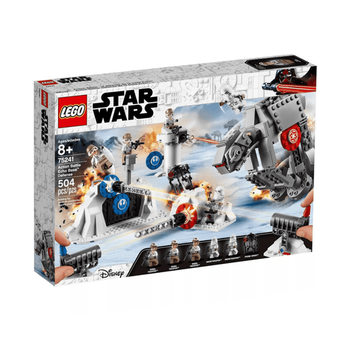 LEGO Star Wars Action Battle Echo Base Defense 75241 Legos - Millennial Sales