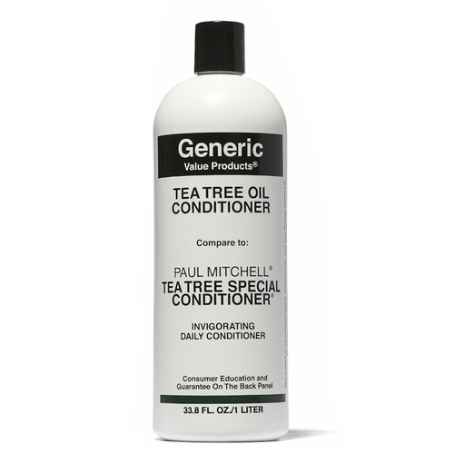 GVP Tea Tree Oil Conditioner Compare to Paul Mitchell Tea Tree Conditioner 33.8 fl oz - Millennial Sales