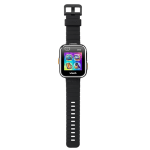 The Best Kids Smart Watch Vtech Kidizoom DX2 Black Smartwatch Dual Cameras, Game Apps - Millennial Sales