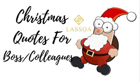 christmas gift quotes for Boss