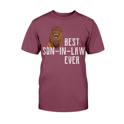 Best Son-In-Law Ever Shirt Hoodie Sweater Gift For
