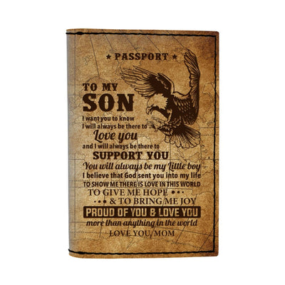 Gift For Son I'Ll Always Be There To Love You - Passport