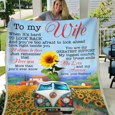 Gift For Wife I Love You More Than You'Ll Ever Know -