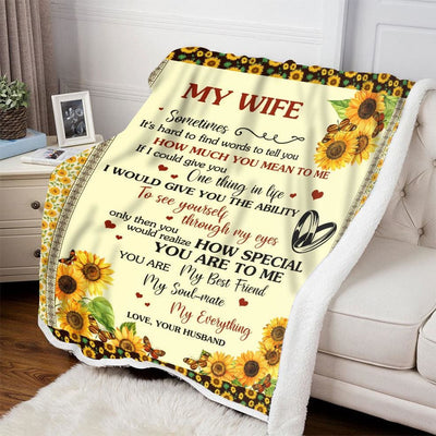 Gift For Wife You Are My Best Friend My Soul Mate My