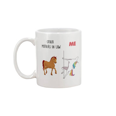 Other Mothers-In-Law And Me Mug - 11oz Mug / White / 11OZ -