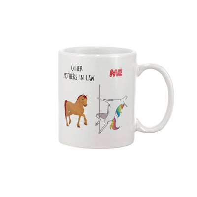 Other Mothers-In-Law And Me Mug - Apparel