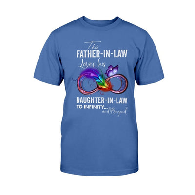 This Father-In-Law Loves His Daughter-In-Law Shirt Hoodie