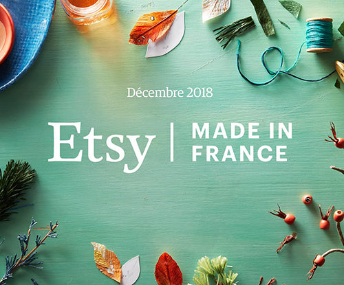 Etsy Made in France – Noël 2018