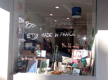Etsy Made in France, Paris – mai 2019