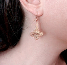 Boucles d'oreille en lys - Chloris   Boucles d'oreille Mercy's Fancy