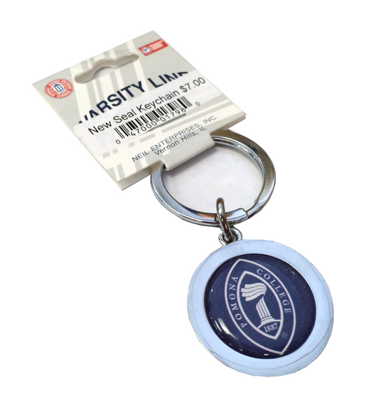 New Seal Keychain