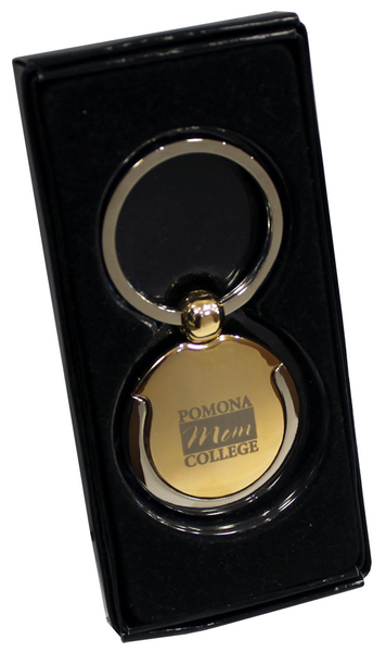 Parent and Alumni Stainless Steel Keychain