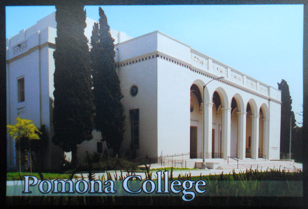 Pomona Photo Magnet