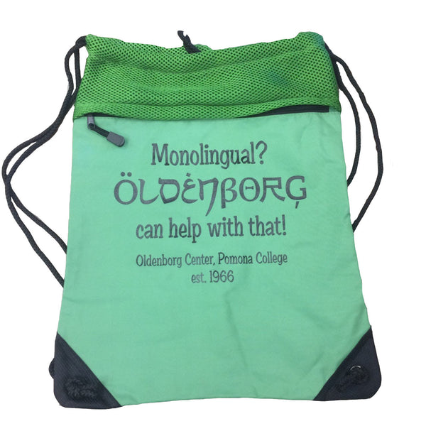 Oldenborg Green Bag