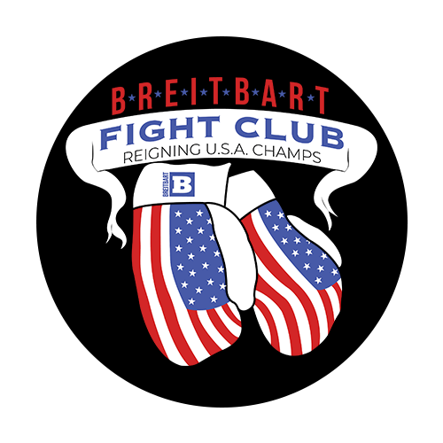 Breitbart Fight Club USA Champs Sticker - Set of 2