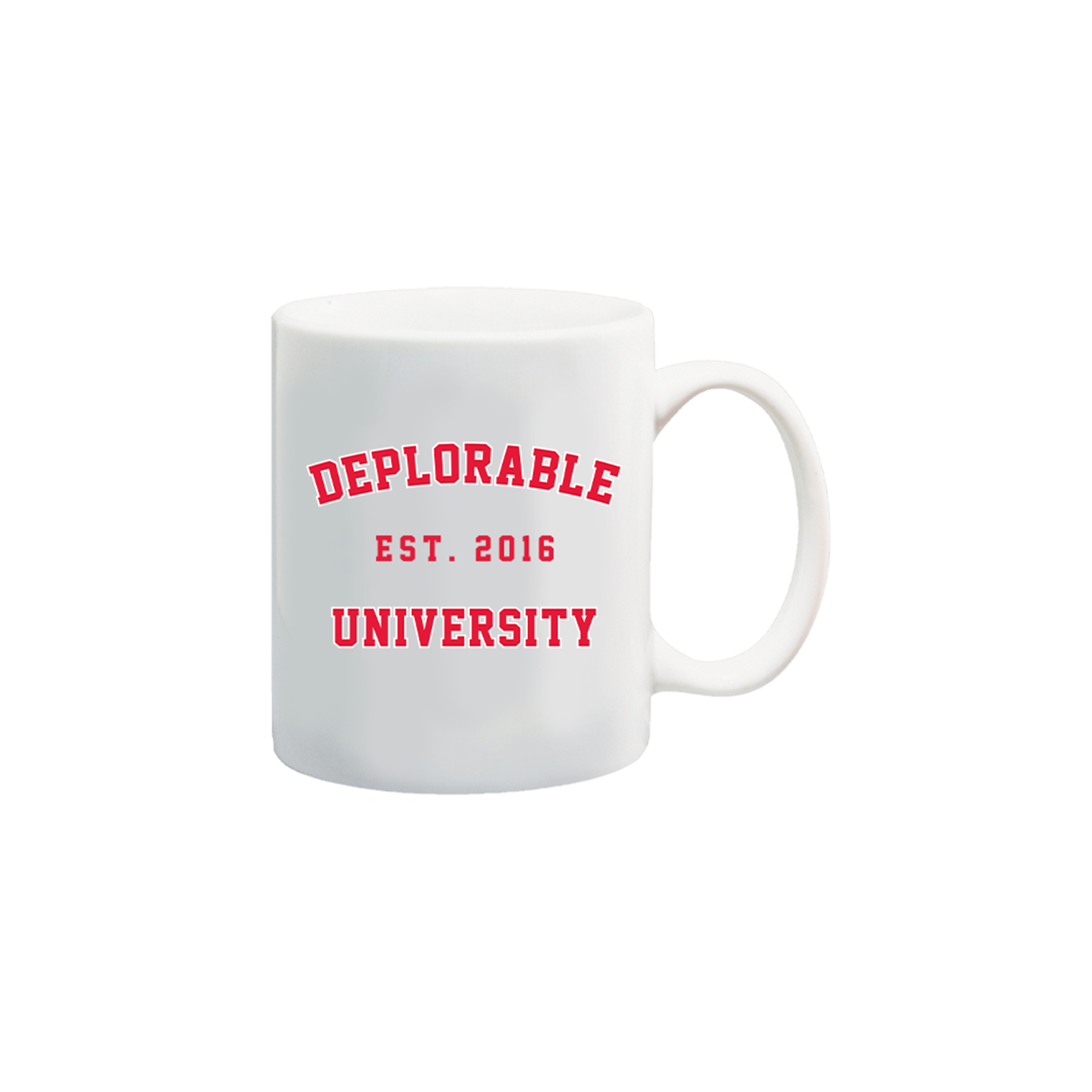 Deplorable University Mug
