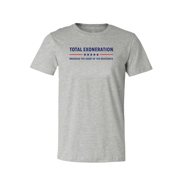 Total Exoneration T-Shirt - Grey