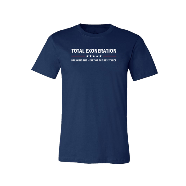 Total Exoneration T-Shirt - Navy
