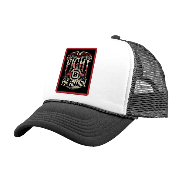 Fight for Freedom Hat - Black
