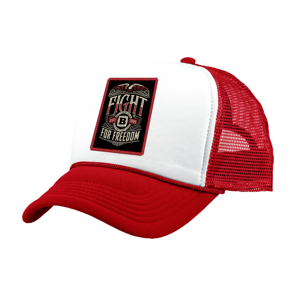 Fight for Freedom Hat - Red