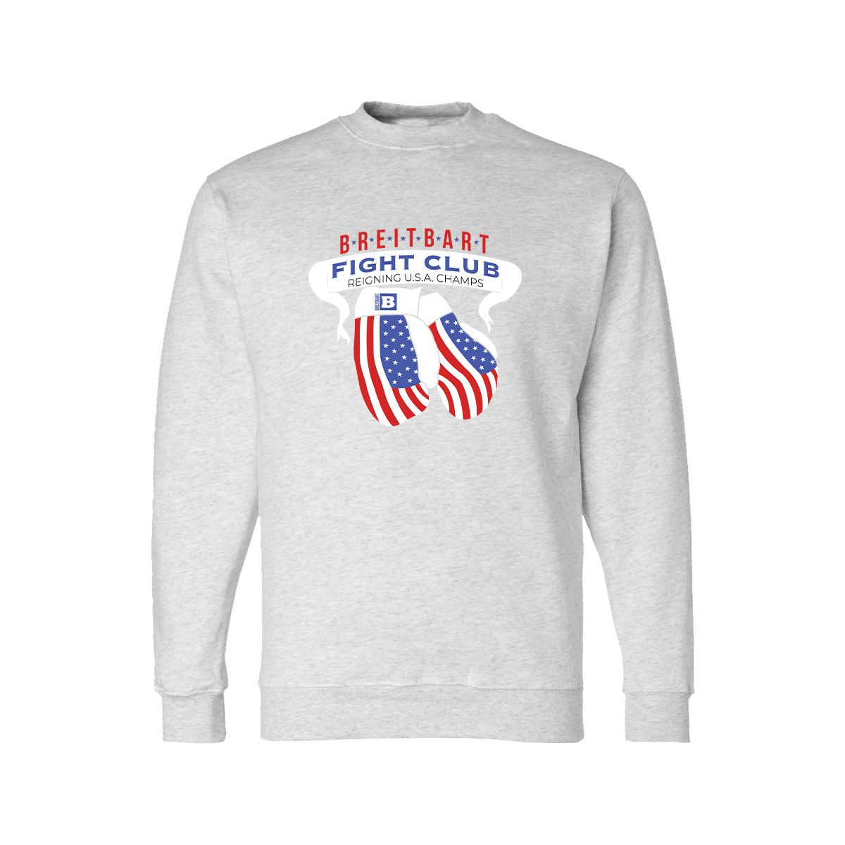Breitbart Fight Club USA Champs Sweatshirt