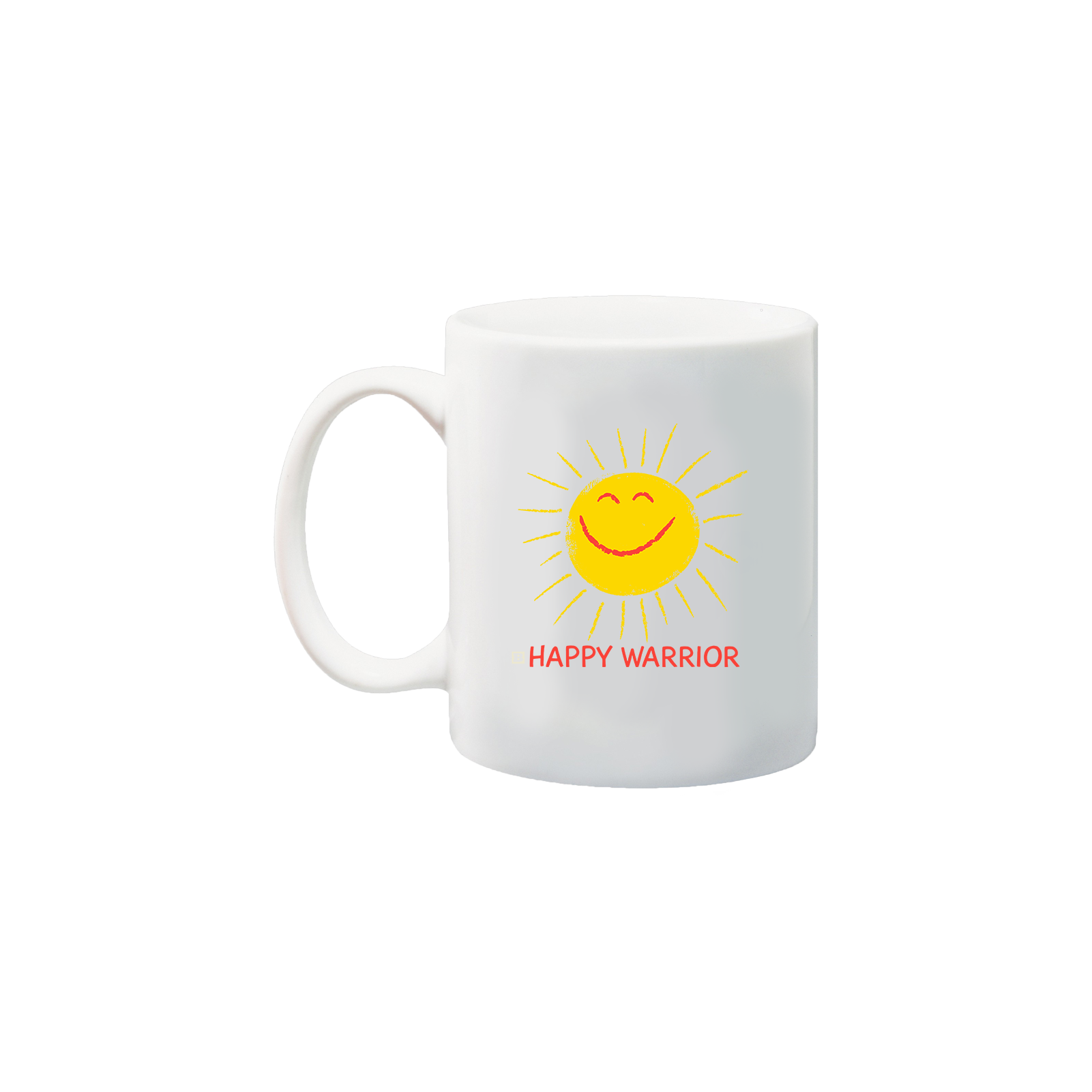 Happy Warrior Mug