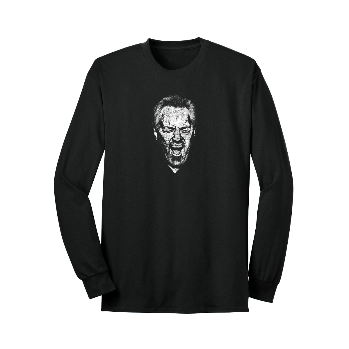 Iconic Long Sleeve T-Shirt - Black