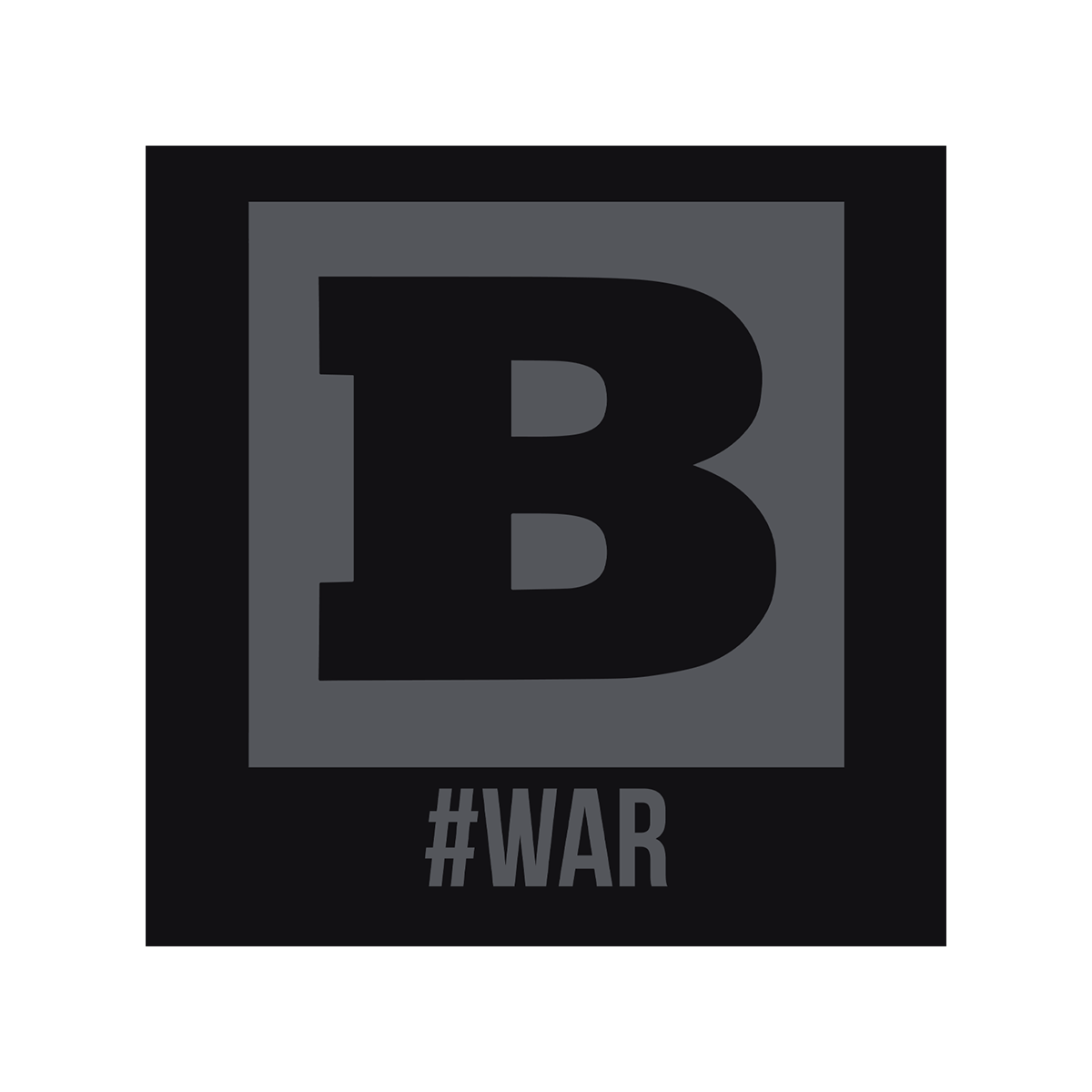 Breitbart #WAR Women's T-Shirt - Black