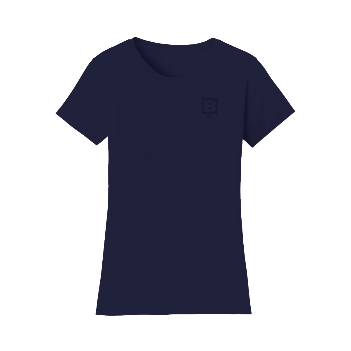 #WAR Women's T-Shirt - Navy