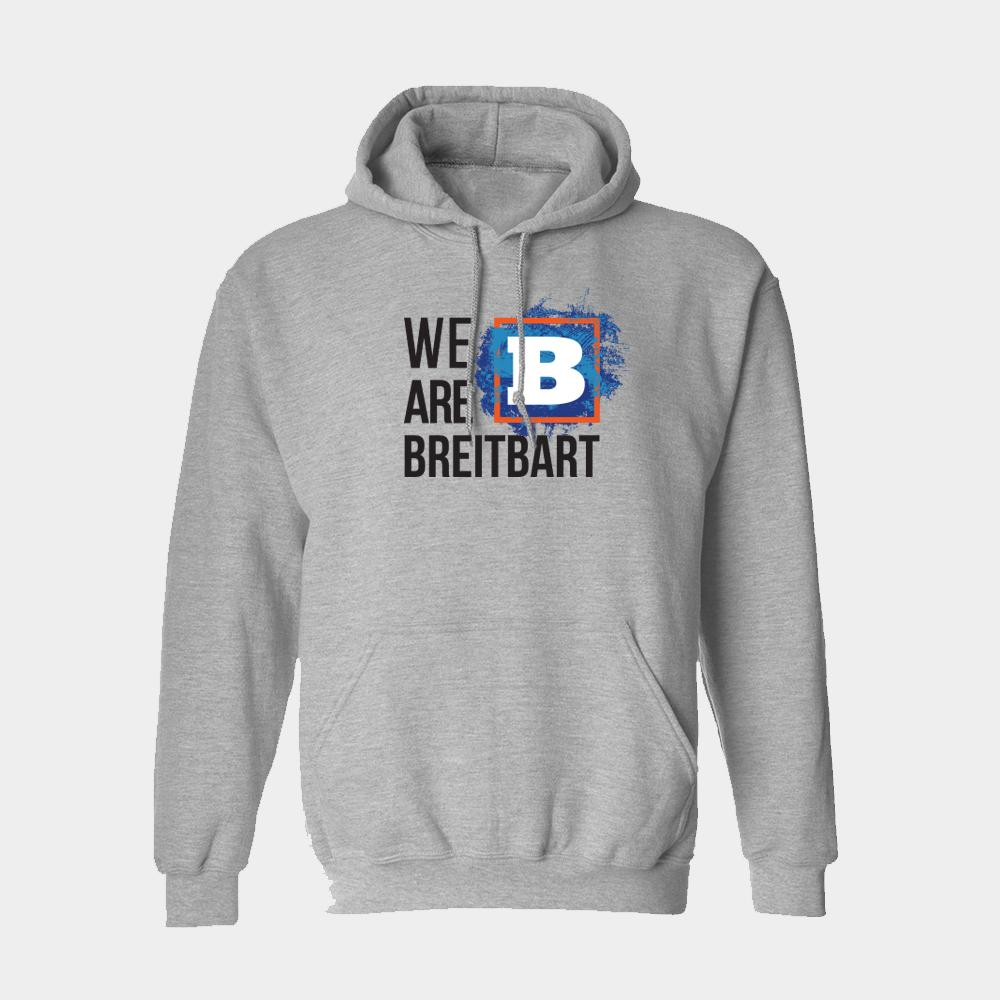 We are Breitbart Hoodie Sweatshirt