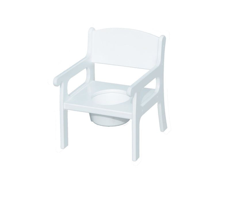 Potty Chair - Solid White