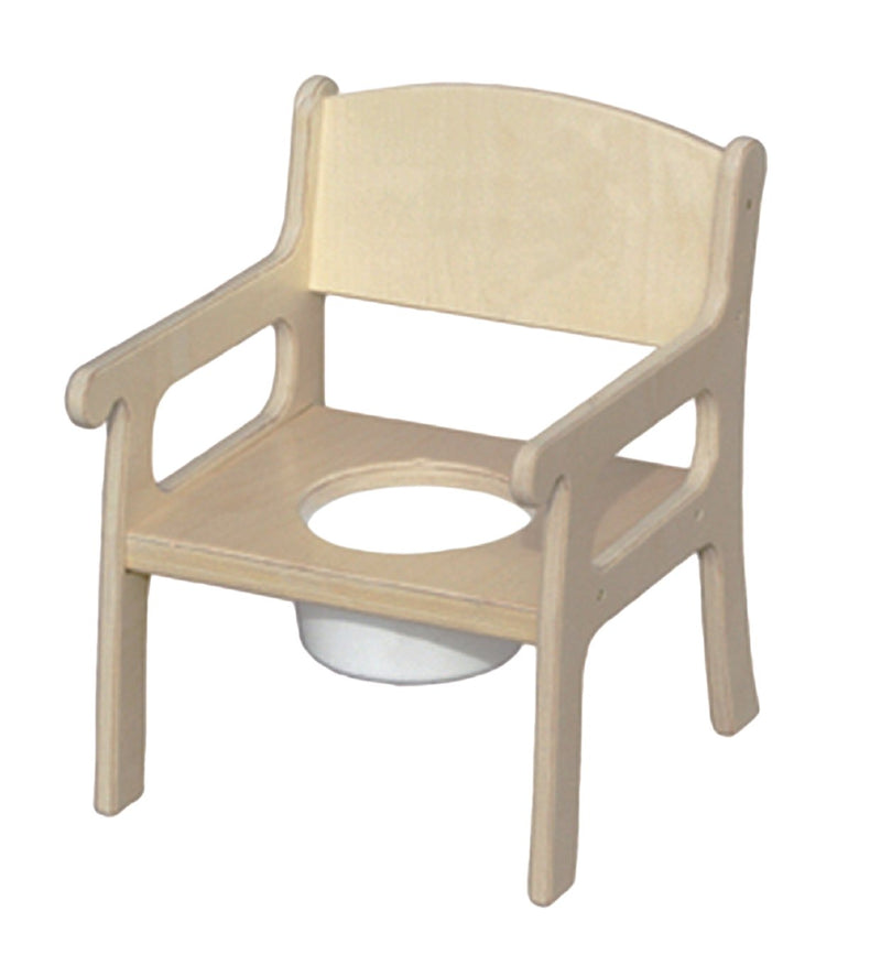 Potty Chair - Unfinished