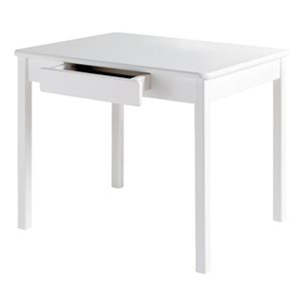 Kid's Table - Solid White