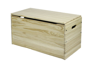 Toy Storage Chest - Natural