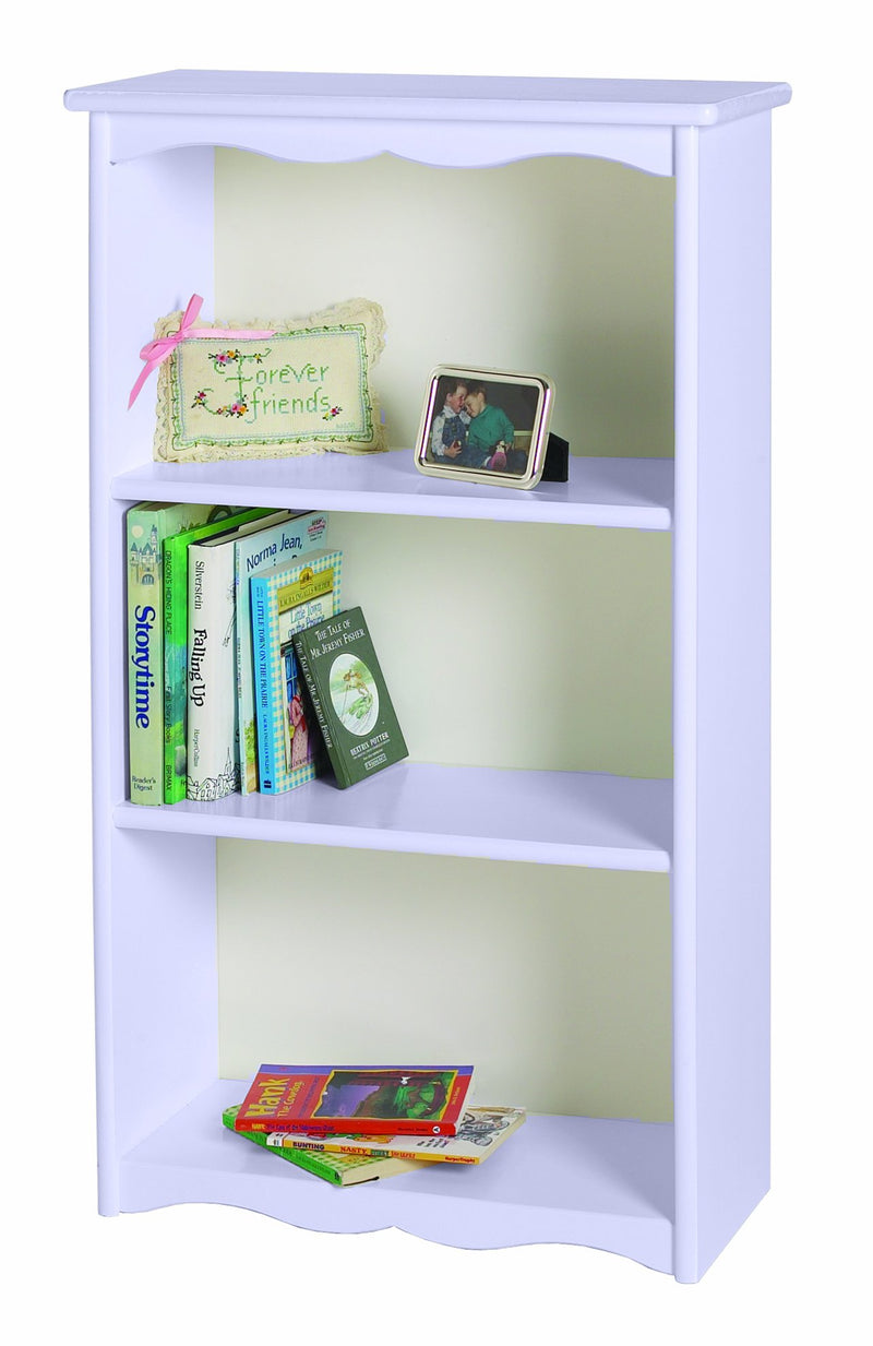 Traditional Bookcase - Lavender
