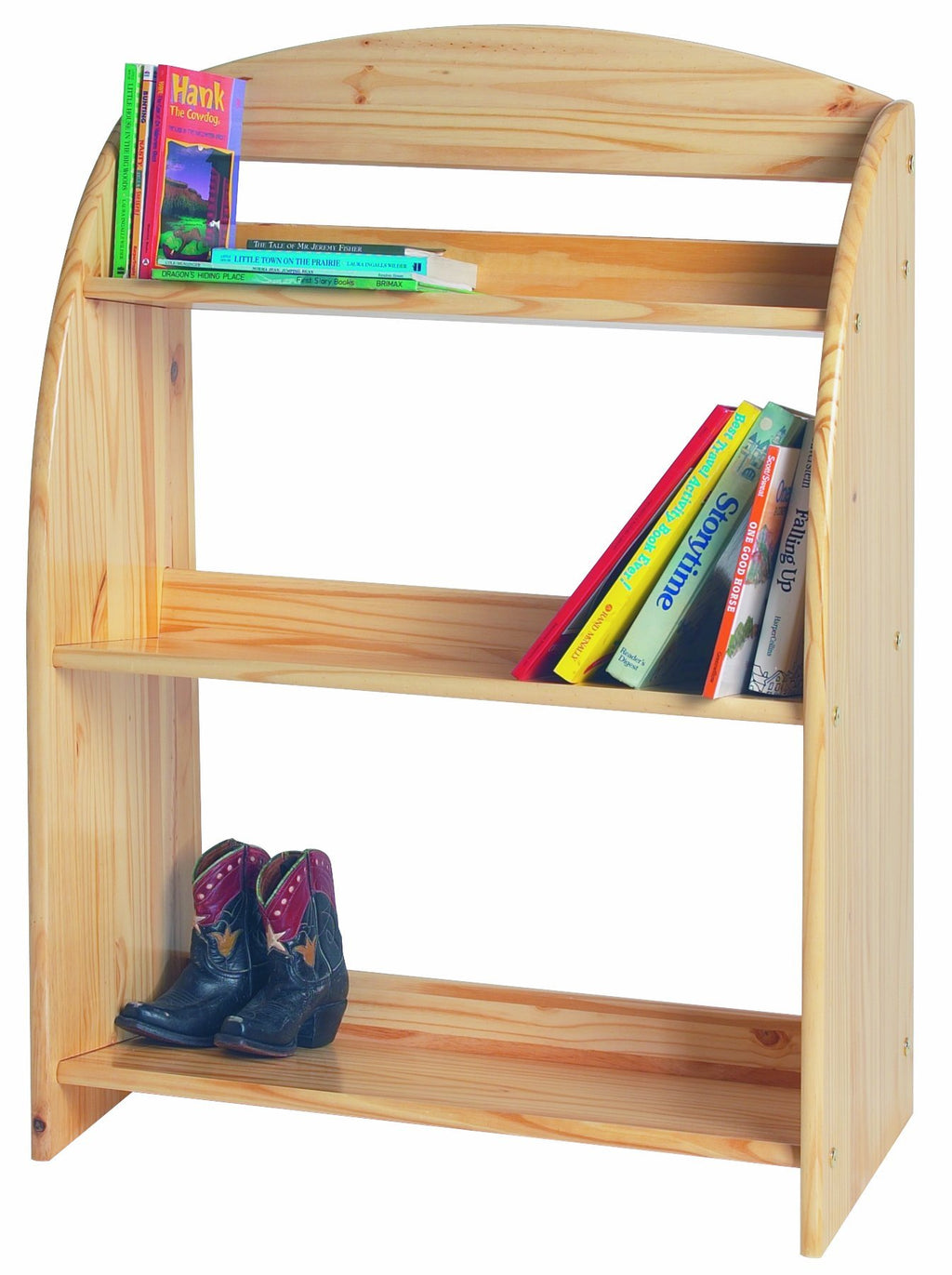 Kid's Bookcase - Natural