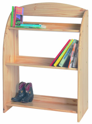 Kid's Bookcase - Unfinished