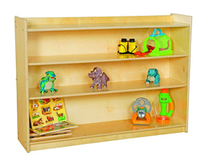 Contender Mobile Adjustable Bookcase