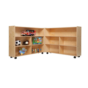 Contender Mobile Folding Versatile Storage Unit