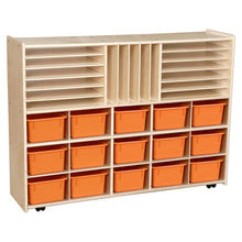 Contender Multi-Storage with (15) Translucent Trays