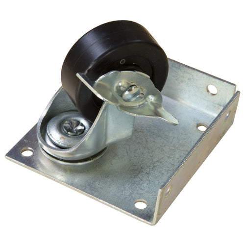 Set of Four Locking Bracket Casters