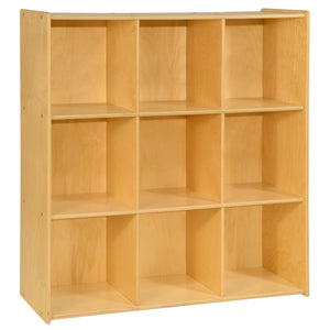 Contender Big Cubby Storage with 9 Cubbies