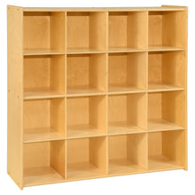 Contender Big Cubby Storage with 12-16 Cubbies