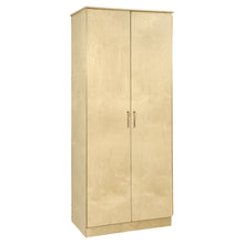 Contender Mobile Three Adjustable Shelf Wardrobe