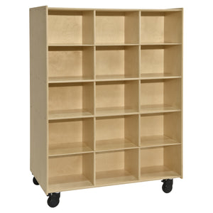 Contender Mobile Big Twin Cubby Storage