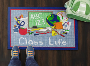 Class Life - Colored
