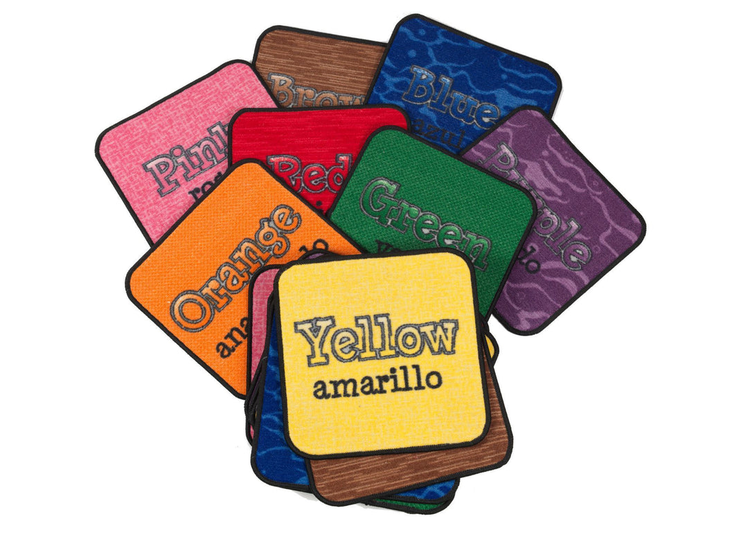 Bilingual Colors (Set of 16)