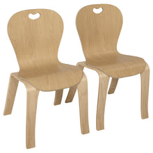 Maple Heritage's Bentwood Kids Chair