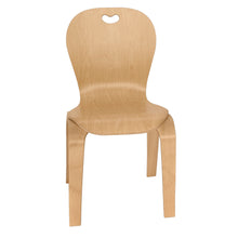 "Maple Heritage's Bentwood Teacher's Chair- 12""H"